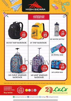 Lulu Hypermarket offers in the Al Ain catalogue