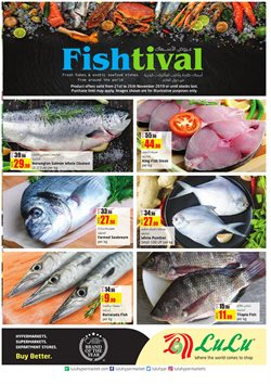 Lulu Hypermarket offers in the Sharjah catalogue