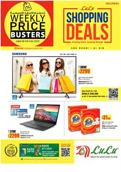Lulu Hypermarket offers in the Abu Dhabi catalogue