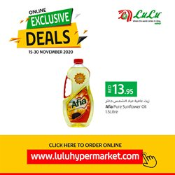 Lulu Hypermarket catalogue ( 6 days left)