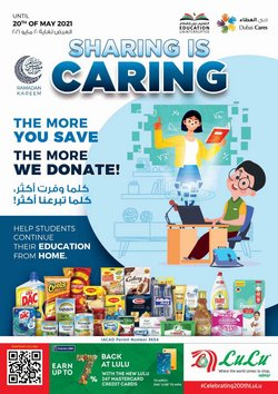 Lulu Hypermarket catalogue in Al Ain ( 27 days left )