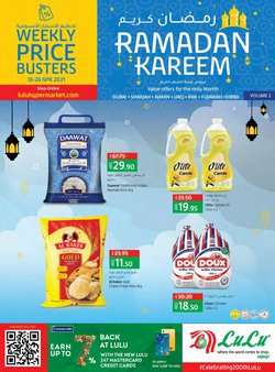 Lulu Hypermarket catalogue in Al Ain ( 3 days left )