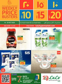 Groceries offers in the Lulu Hypermarket catalogue ( 4 days left)