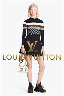 Louis Vuitton catalogue in Dubai ( 3 days left )