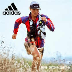 Sport offers in the Adidas catalogue ( 14 days left)