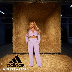 Sport offers in the Adidas catalogue ( 20 days left)