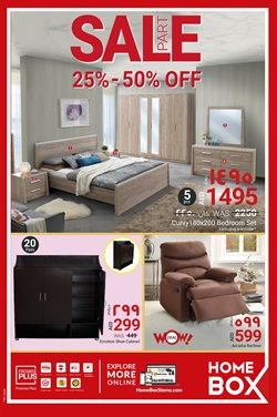 Home Box offers in the Abu Dhabi catalogue