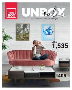 Home Box catalogue ( Expires tomorrow )