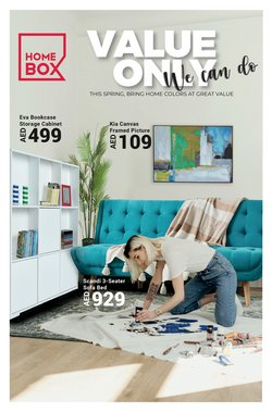 Home Box catalogue ( 28 days left)