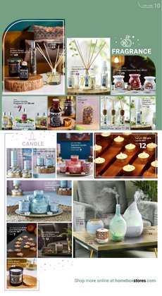 Offers of Reed diffuser in Home Box
