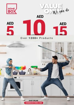 Home Box offers in the Home Box catalogue ( 12 days left)