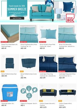 Home Box offers in the Sharjah catalogue