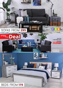Offers of Sofa in PAN Emirates