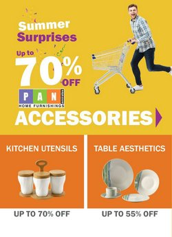 PAN Emirates offers in the PAN Emirates catalogue ( 30 days left)