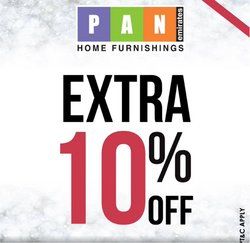PAN Emirates offers in the PAN Emirates catalogue ( 2 days left)