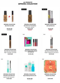 Offers of Mascara in Sephora