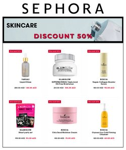 Health & Beauty offers in the Sephora catalogue ( 5 days left)