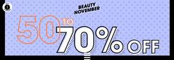 Sephora coupon in Al Ain ( 4 days left )