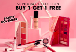 Sephora coupon ( 1 day ago )