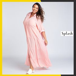 Splash catalogue ( Published today)
