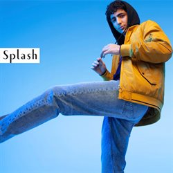 Clothes, Shoes & Accessories offers in the Splash catalogue in Fujairah ( 19 days left )