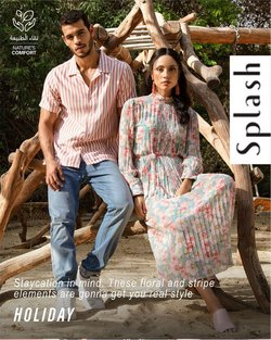 Clothes, Shoes & Accessories offers in the Splash catalogue ( 1 day ago)