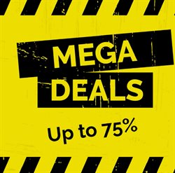 Department Stores offers in the Virgin Megastore catalogue in Sharjah