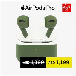 Department Stores offers in the Virgin Megastore catalogue in Dubai ( 4 days left )