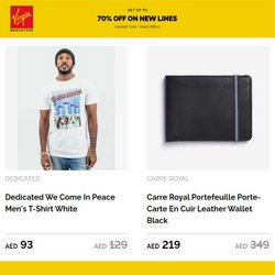 Department Stores offers in the Virgin Megastore catalogue ( 9 days left)