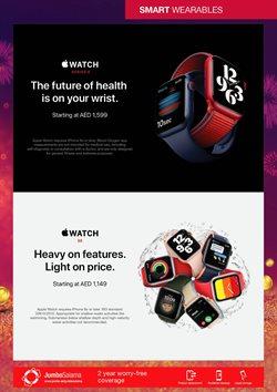 Offers of Apple watch in Jumbo