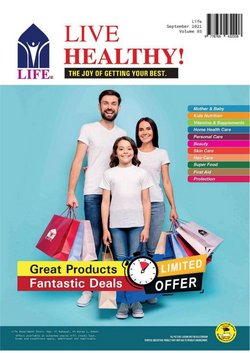 Health & Beauty offers in the Life Pharmacy catalogue ( 15 days left)