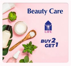 Life Pharmacy offers in the Life Pharmacy catalogue ( Published today)