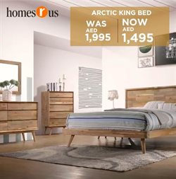 Home & Furniture offers in the Homes R Us catalogue in Abu Dhabi