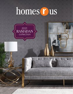 Homes R Us catalogue in Dubai ( More than a month )