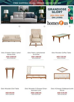 Homes R Us offers in the Homes R Us catalogue ( More than a month)