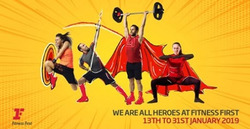 Fitness First offers in the Dubai catalogue