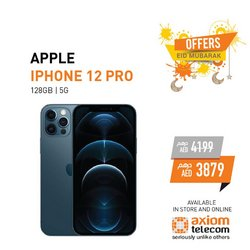 Technology & Electronics offers in the Axiom Telecom catalogue ( 15 days left)