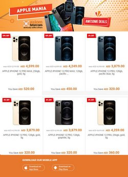 Technology & Electronics offers in the Axiom Telecom catalogue ( 29 days left)