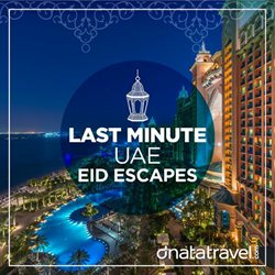 Travel & Leisure offers in the Dnata Travel catalogue ( 17 days left )