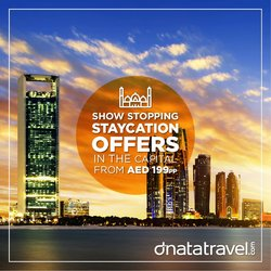 Dnata Travel catalogue in Umm al-Quwain ( 29 days left )