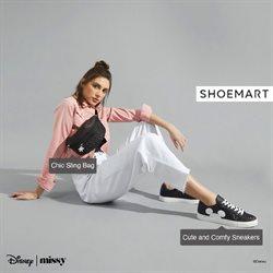 Shoemart catalogue ( More than a month )
