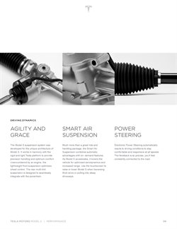 Offers of Suspension in Tesla