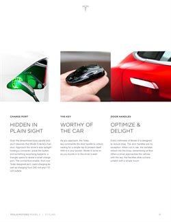 Offers of Handles in Tesla