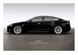 Cars, Motorcycles & Accesories offers in the Tesla catalogue in Hatta