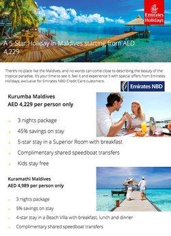 Emirates NBD catalogue ( Published today )