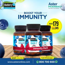 Aster Pharmacy catalogue in Al Ain ( 23 days left )