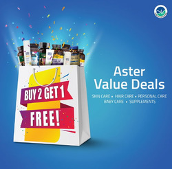 Aster Pharmacy offers in the Dubai catalogue