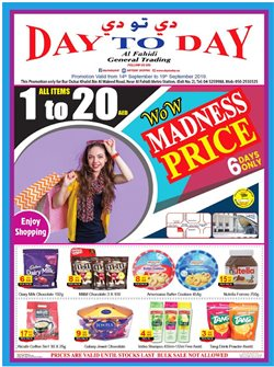 Day to Day offers in the Ajman catalogue
