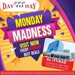 Department Stores offers in the Day to Day catalogue ( Expires tomorrow)