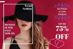 Day to Day coupon in Abu Dhabi ( 24 days left )